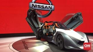 Keuntungan Nissan Melorot 70 Persen