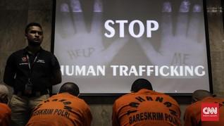 Polri Ungkap Perdagangan Orang Modus Bea Siswa di Taiwan
