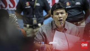 Ari Dono, Kawan Seangkatan Akpol Pengganti Syafruddin