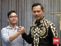 Manuver Politik AHY Kala Bertemu Jokowi