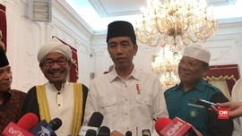 Foto Jokowi di Surat Suara, Kamuflase Dekat dengan Alumni 212