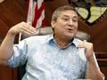 Bela Trump, Gubernur Guam Ingin Tinju Hidung Kim Jong-un