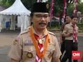 Temui Jokowi, Adhyaksa Klarifikasi Tudingan Terlibat di HTI