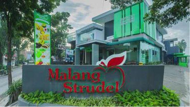 Malang Strudel Ikut Promosikan Wonderful Indonesia