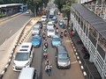 Pro dan Kontra Pelarangan Sepeda Motor di Bundaran Senayan