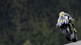 Sistem Rem Motor Valentino Rossi Sudah Berubah Sejak Lama