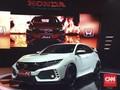 Honda Geser Produksi Civic di Inggris ke Amerika