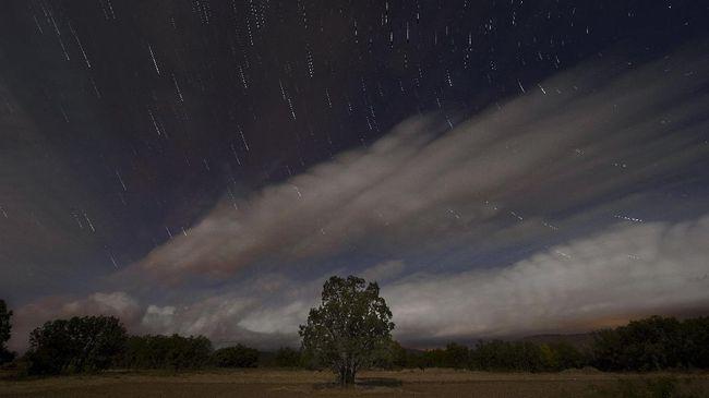 Hujan Meteor Geminid akan Terlihat Malam Ini