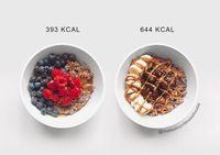 Goals dari sebuah program diet juga berpengaruh pada pilihan menu makan. Diet untuk menurunkan berat badan, tentu pilihan menu makan sehatnya beda dengan diet saat ingin menaikkan berat badan. (Instagram: @thefashionfitnessfoodie)