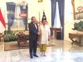 Siti Aisyah dan Isu TKI di Pertemuan Menlu RI-Malaysia