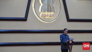 Jokowi Sebut ASEAN Harus Belajar dari Brexit
