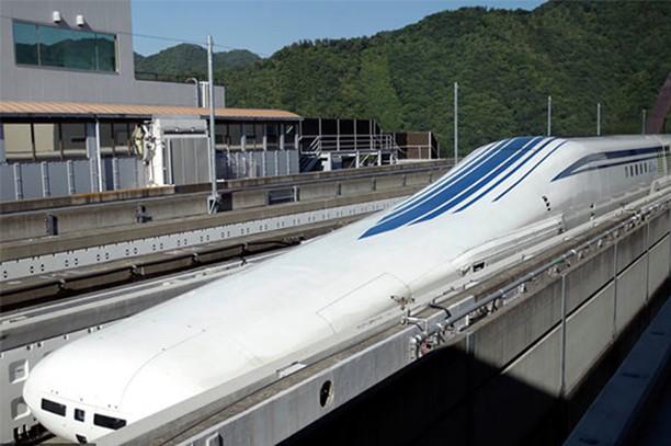 Jajaran Kereta Tercepat di Dunia