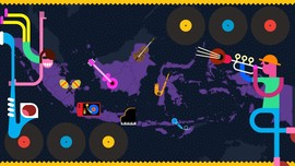 Lokasi Langganan Festival Musik di Indonesia