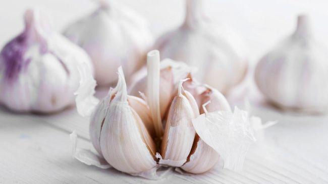 Studi: Bawang Putih Turunkan Risiko Kanker dan Sakit Jantung