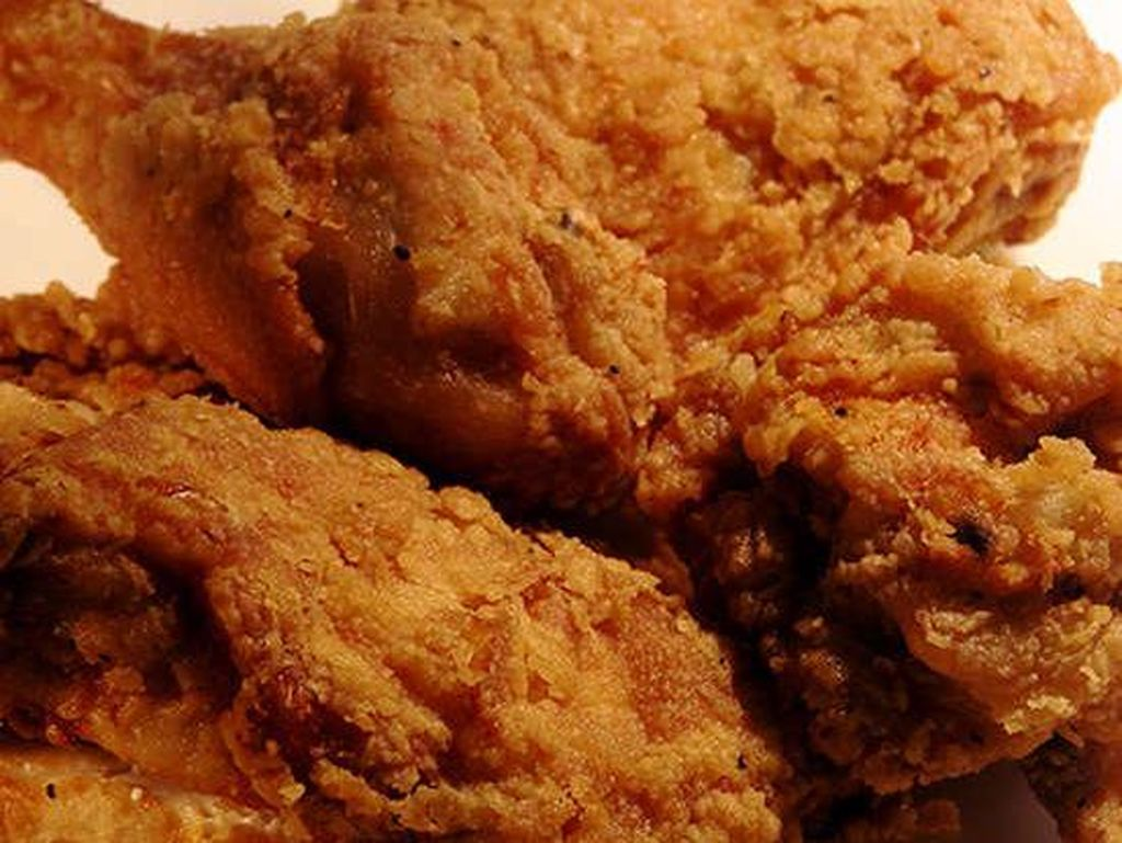 Mama Dips Kitchen, Chapel Hill, NC, memiliki tempat yang nyaman dan menyajikan ayam goreng lezat a la Amerika Selatan. Foto: Istimewa