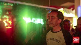 Tak 'Gaul' dengan Artis WTF, Jokowi Lebih Kenal Led Zeppelin