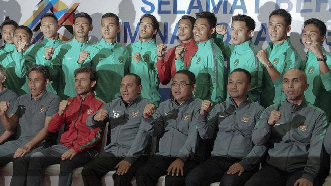 PSSI Siapkan Bonus Jika Timnas Raih Emas SEA Games
