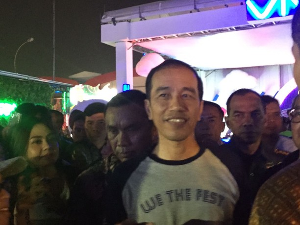 Foto: Seminggu Serunya Manuver Politik di Indonesia dan Dunia