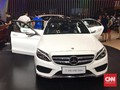 Tiga Amunisi Mercedes-Benz di GIIAS 2017