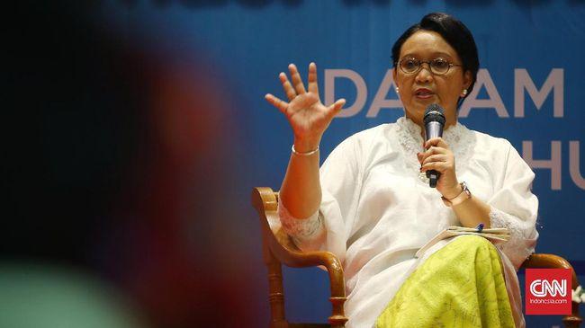 Bantuan RI untuk Rohingya Sampai Paling Lambat Jumat