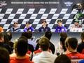 Insiden Lucu Valentino Rossi Bikin Keki Gibernau