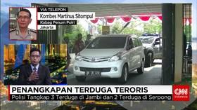 Polisi Amankan Terduga Teroris di Jambi dan Banten