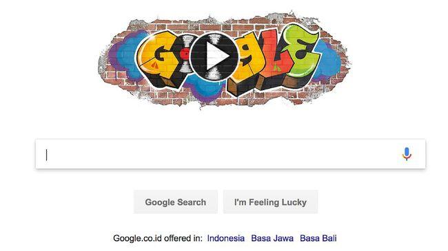 Menjajal Keseruan Jadi DJ di Beranda Pencarian Google