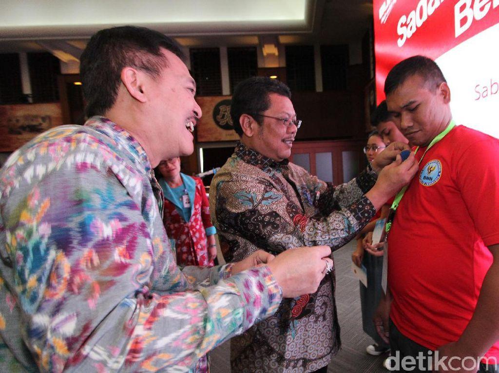 Acara yang digelar di Jakarta sendiri dihadiri oleh diikuti 150 pelajar dan 150 guru dari 150 SMA di Jabodetabek.