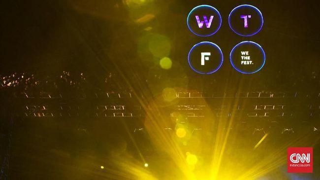 RAN Janji Tampilkan Lagu Baru di We The Fest 2019