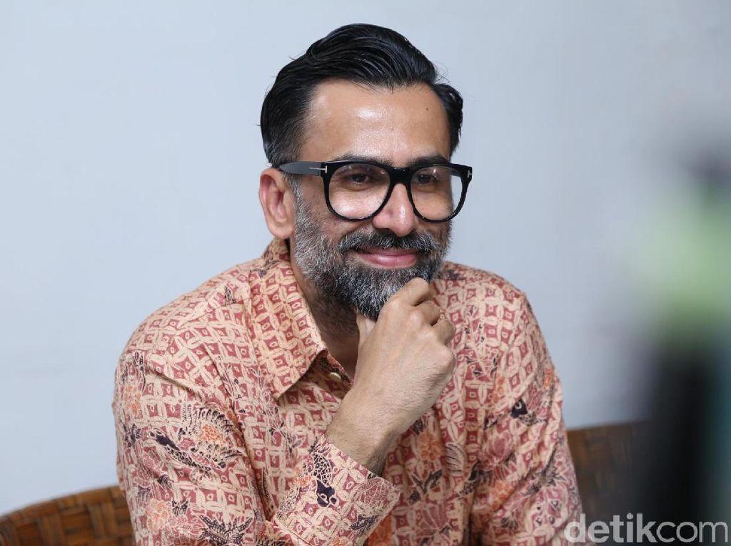 Foto: 10 Artis Pria Indonesia yang Masih Ganteng & Awet Muda di Usia 40