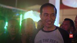 Saat Jokowi Kejutkan Penonton We The Fest