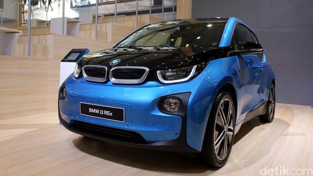 i3 Mobil Listrik Andalan BMW