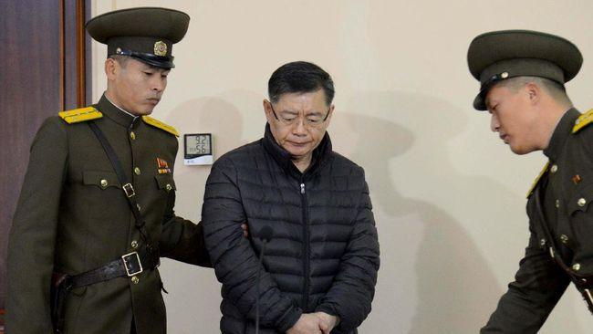 Dibebaskan Korut, Pastor Lim Akhirnya Pulang ke Kanada