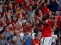 Babak I: Lukaku Bawa MU Unggul 1-0 atas West Ham