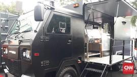 Melihat dari Dekat Mobil Dapur Perang Buatan Indonesia
