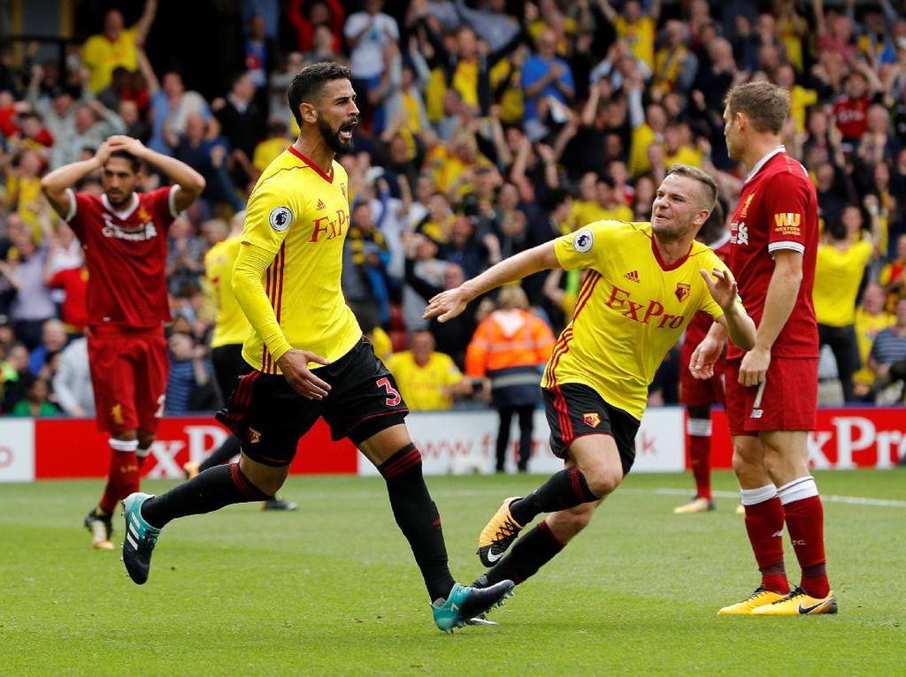 Kemenangan Liverpool di depan mata sirna usai Miguel Britos menjebol jala Simon Mignolet di menit ke-90 dan membuat skor akhir 3-3 (Foto: Andrew Couldridge/Action Images via Reuters)