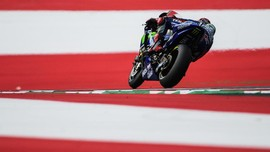 Maverick Vinales Kembali Kuasai Tes MotoGP Valencia