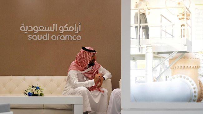 Investor 'Berebut' Surat Utang Saudi Aramco