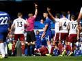 FOTO: Luka dan Tawa Pekan Pertama Liga Inggris 2017/2018