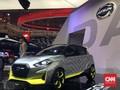 LCGC Anyar Datsun Go Live, Muncul Pertama di GIIAS 2017