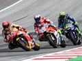 Valentino Rossi Mulai Menyerah Kejar Marquez