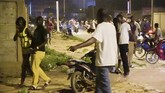 Burkina Faso, seperti negara-negara lain di Afrika Barat, selama ini menjadi sasaran sporadis kelompok jihadis yang beroperasi di penjuru Sahel. (Reuters/Reuters TV)