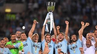 Piala Super Italia 2018 Digelar di Arab Saudi