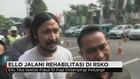 Ello Jalani Rehabilitasi di RSKO Cibubur