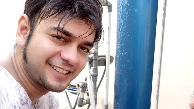 Rio Reifan, dari 'Tukang Bubur Naik Haji' ke Jerat Narkotika
