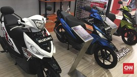 Suzuki Recall Skutik Address di Indonesia, Periksa 4 Komponen