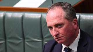 Dirundung Skandal Seks, Wakil PM Australia Mengundurkan Diri