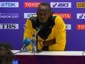 Usain Bolt Enggan Kembali Usai Pensiun