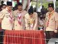 Menpora Dampingi Presiden Peringati Hari Jadi Pramuka
