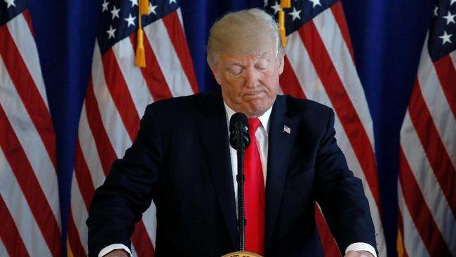 Dikritik karena Lamban Tangani Puerto Rico, Trump Malah Puas
